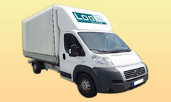 Transporter Plane Curtainsider